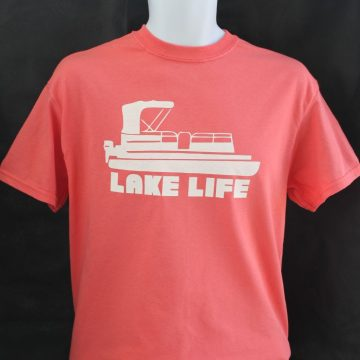 Lake Life Pontoon Shirt