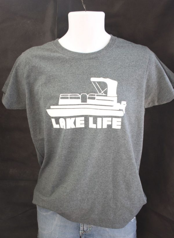 Lake Life Pontoon Shirt
