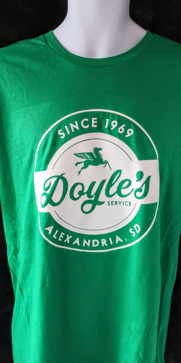 Doyle's Service - green