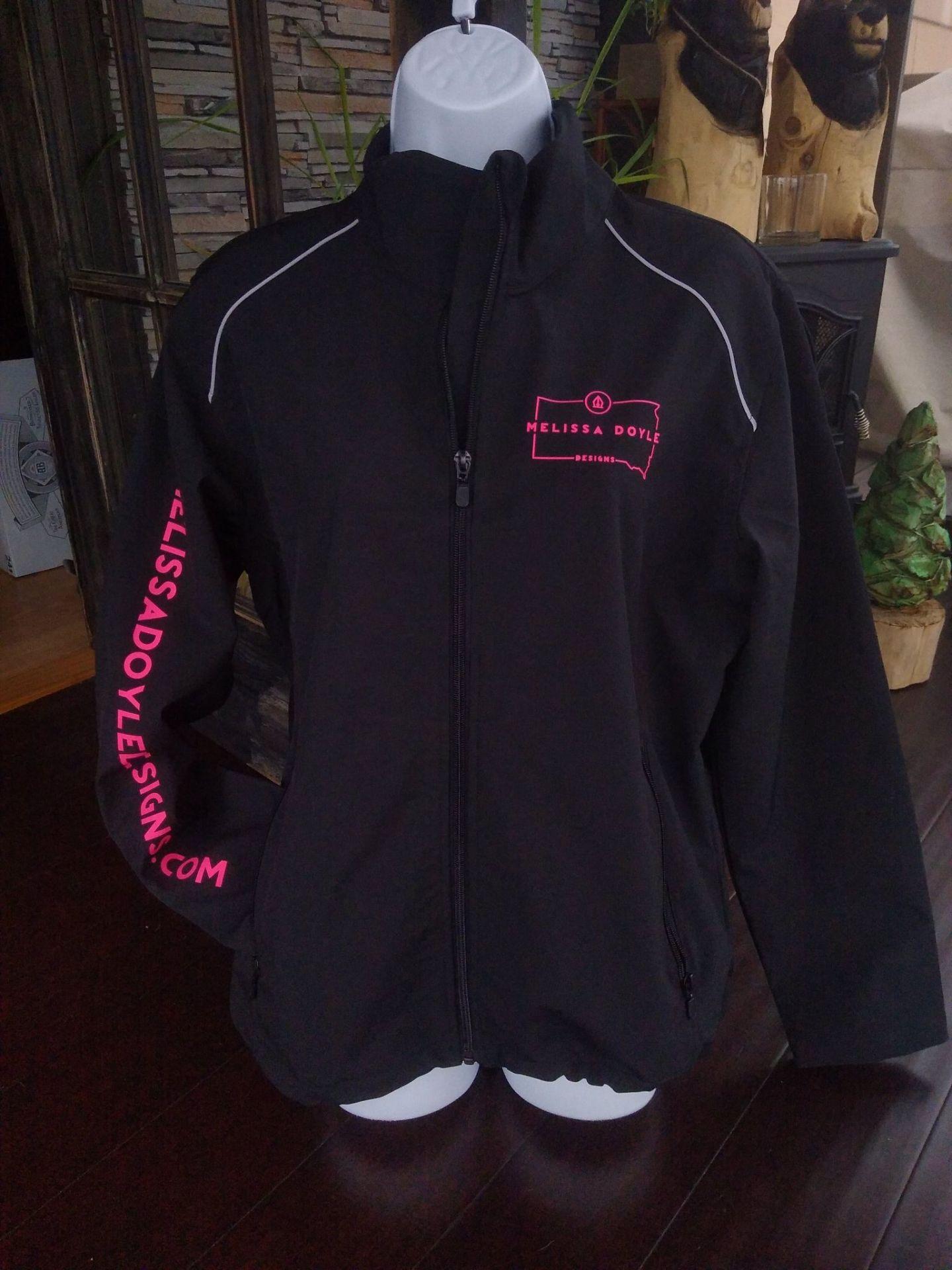 Custom design women's jacket