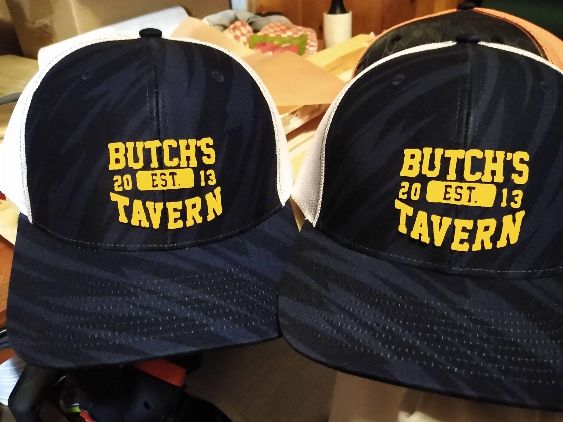 Butch's Tavern caps