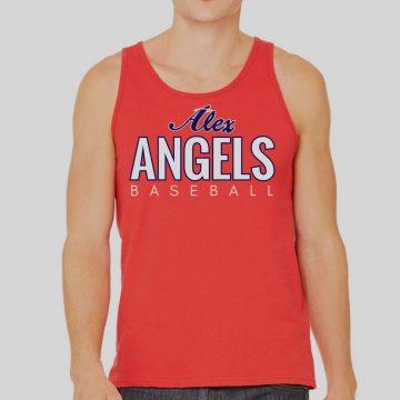 Mens Gilden Alex Angels Tank Top